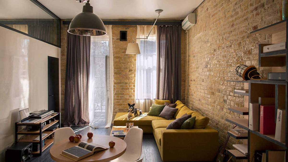 Правильні рішення: як вдало спланувати ремонт та облаштування однокімнатної квартири - Дизайн 24
