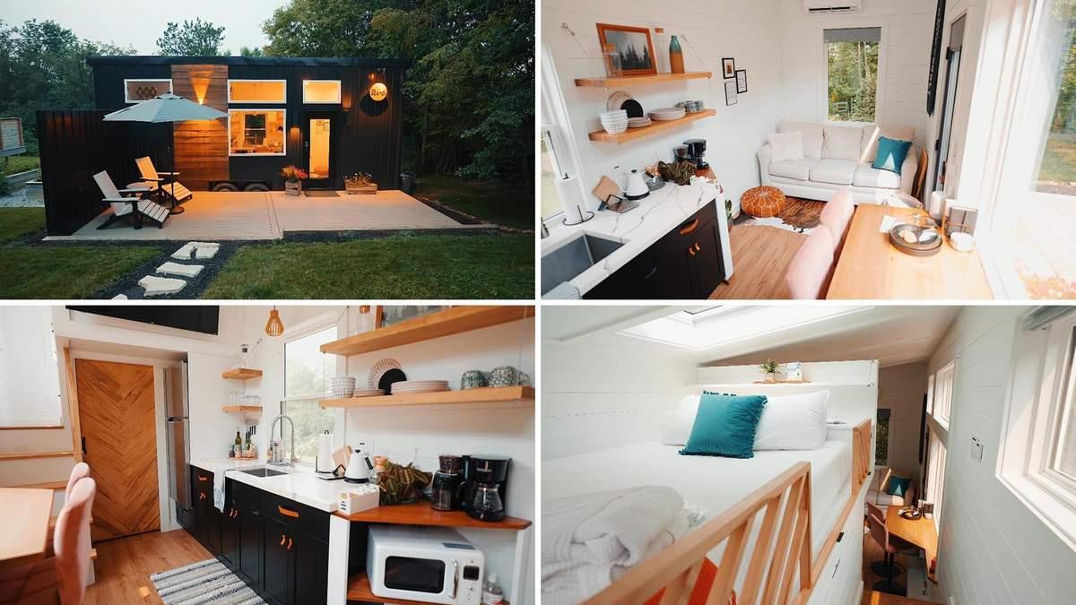 Скандинавский стиль: крошечная хижина с уютным интерьером - Дизайн 24