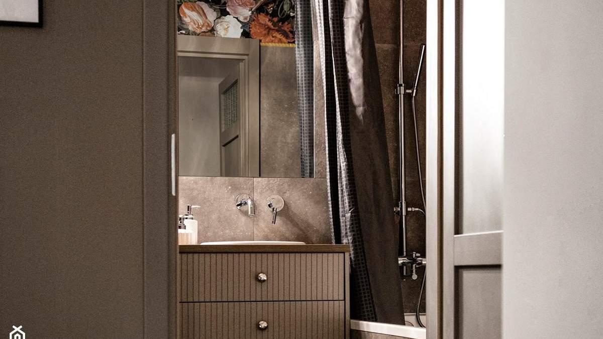 Маленькая ванная комната: как все правильно разместить - Дизайн 24