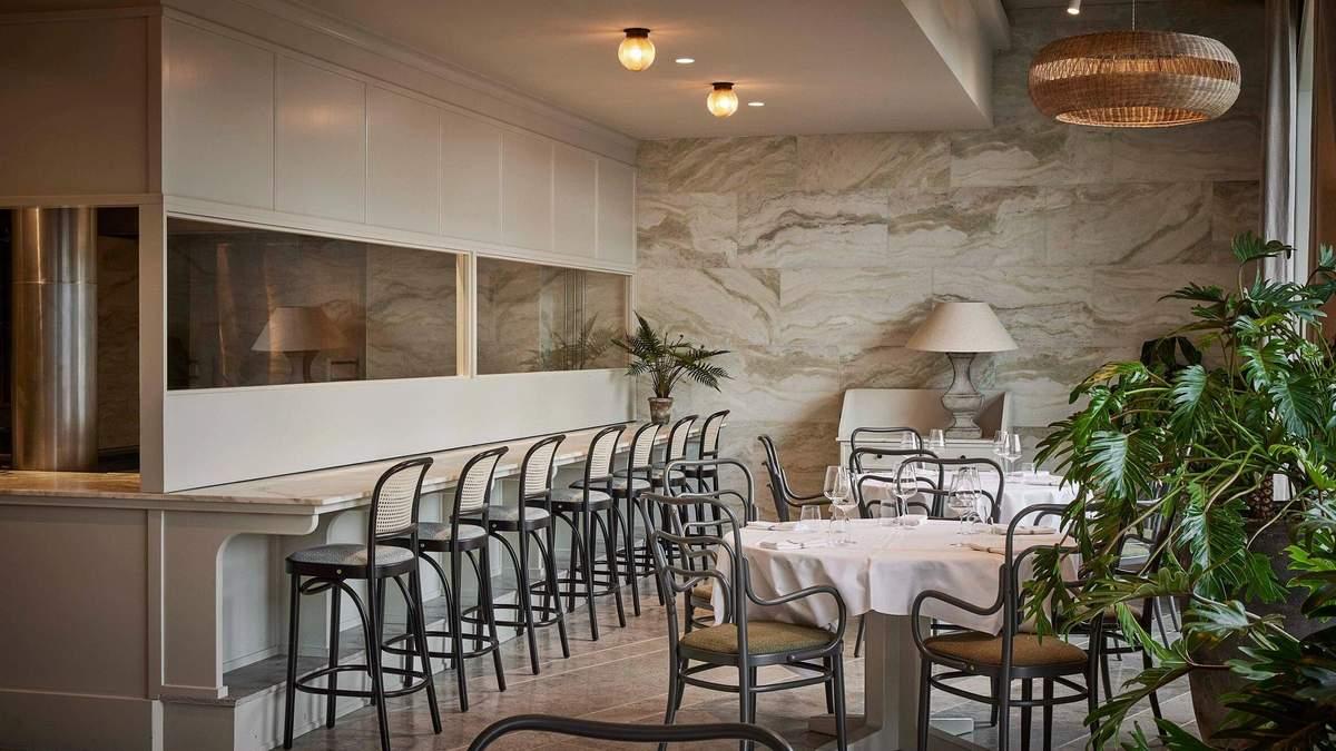 Урбаністична галерея: фантастичний дизайн ресторану у Копенгагені - 8 октября 2021 - Дизайн 24