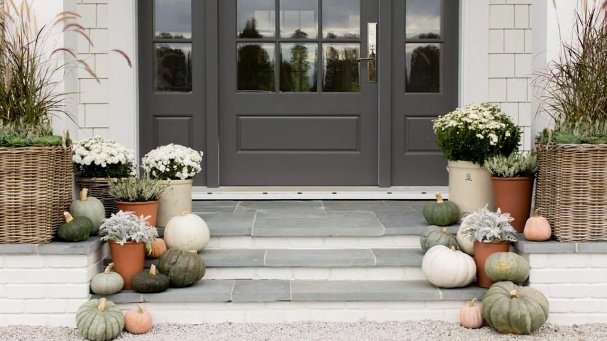 Стиль сезону: як прикрасити свій дім осінню - Дизайн 24