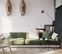 Как правильно обустроить маленькую гостиную: советы дизайнера