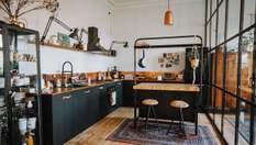 Мода и элегантность: стоит ли выбирать черную кухню