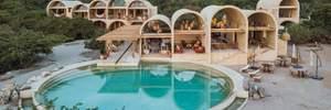 Неймовірний арковий готель у Мексиці – місце, де точно треба побувати: фото
