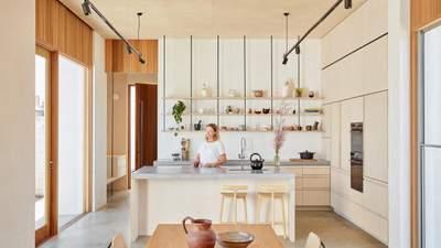 Як організувати відкритий простір: 10 красивих варіантів кухні-їдальні