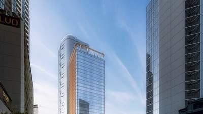 Все включено: проєкт 28-поверхового готелю у Мельбурні