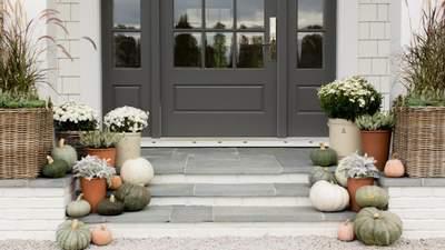 Стиль сезону: як прикрасити свій дім осінню
