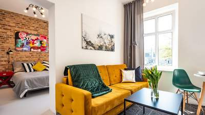 Вдохновенное пространство: горчичный цвет в интерьере – советы и идеи