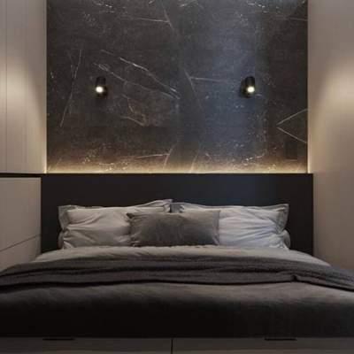 Спальна площею 7 метрів: приклад оформлення