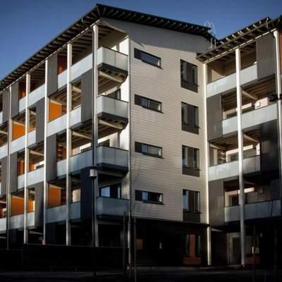 Не платити за опалення: у Фінляндії почали зводити будинки майбутнього