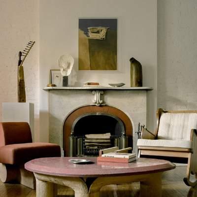 Американец превратил свою квартиру в арт-пространство: фото уютного интерьера