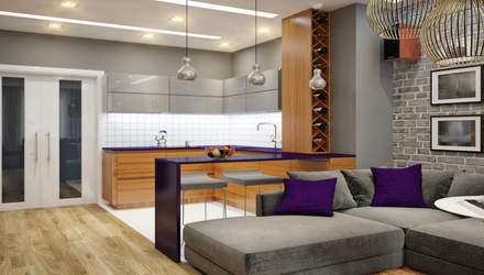 Дизайн кухни-студии: преимущества, недостатки и нюансы обустройства