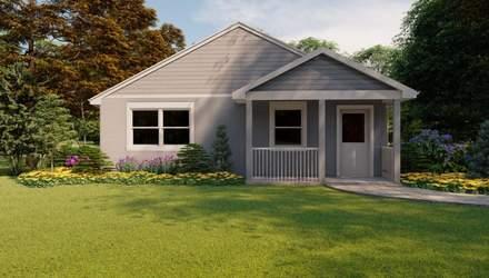 В США продают дом, напечатанный на 3D-принтере: что внутри – фото