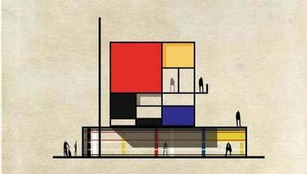 Енді Воргол та Фріда Кало: які будівлі могли б створити відомі художники – цікаві візуалізації