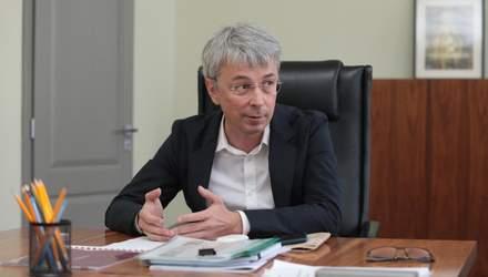 Кафедри рестраврації можуть відновити: Ткаченко пояснив процедуру