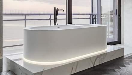 Красиво, але дорого: що треба знати про окремостоячу ванну – тренд 2021