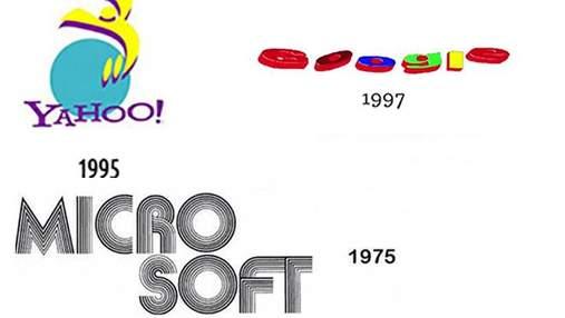 10 техногигантов, которые сменили логотип