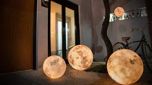 Луна, которая помещается в квартиру