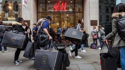 Выпуск новой коллекции Balmain и H&M в Лондоне вызвал настоящий хаос