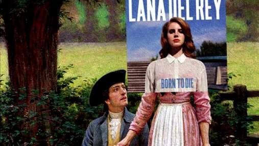 Обложки известных музыкальных альбомов объединили с классическими картинами