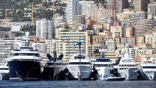Технологія, розкіш та дизайн: унікальна виставка яхт у Монако
