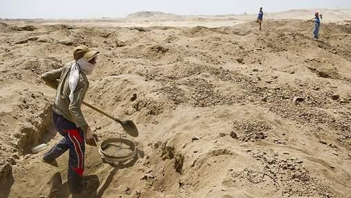 Ученые открыли новые факты о строительстве пирамид в Египте