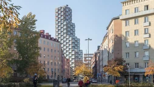 Innovationen Tower: как выглядит и чем поражает самый высокий жилой небоскреб Стокгольма