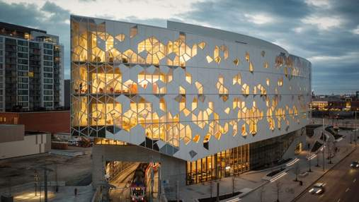 Не просто читальный зал на вокзале: чем поражает здание общественной библиотеки в Калгари