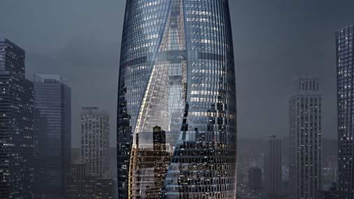 Больше не в Дубае: чем будет поражать небоскреб с новым крупнейшим в мире атриумом