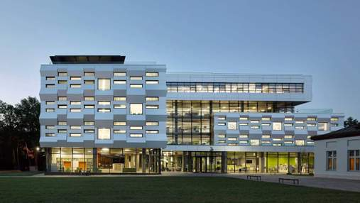 Центр Шептицкого во Львове номинировали на престижную архитектурную премию