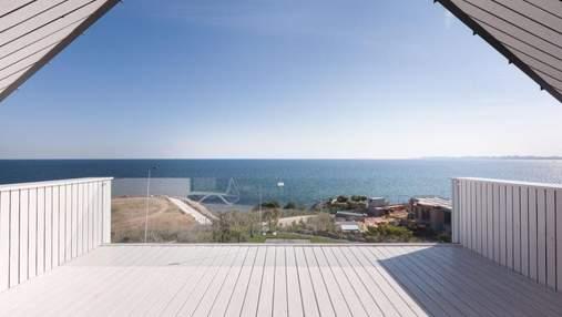 Ракушка на берегу моря: чем поражает современный дом возле Одессы от украинских дизайнеров
