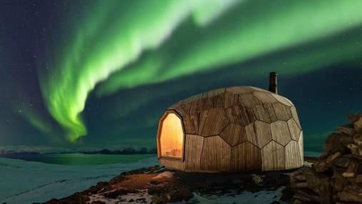 Ульи за полярным кругом: сказочные домики для путешественников в самом северном городе Европы