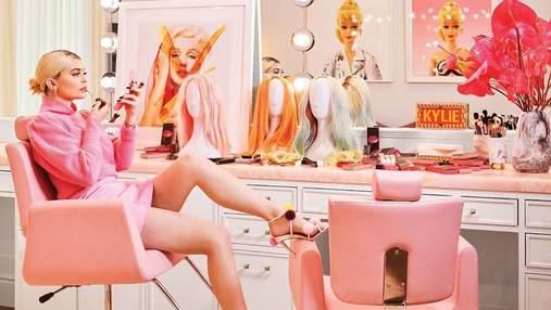 Настоящий дом Барби: Кайли Дженнер очаровала интерьером своего имения – роскошные фото