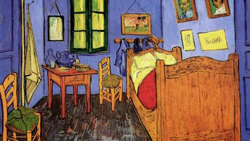 Інтер'єри з картин відомих художників відтворили у реальному житті: яскраві фотопорівняння