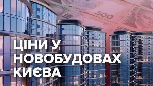 Ціни на квартири у новобудовах Києва нечувано підскочили: чому так