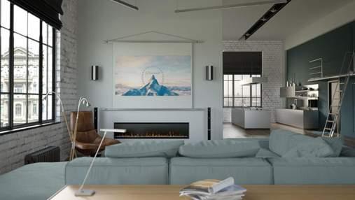 Камины в домах знаменитостей: дизайны, которые вдохновляют и завораживают