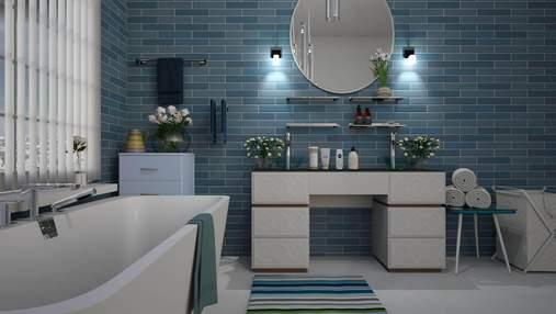 Освещение ванной комнаты – почему это важно и какие существуют варианты: фото