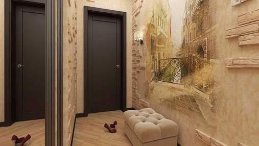 Декоративний тиньк: його види та використання в інтер'єрі кімнат