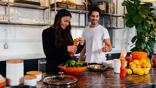 Кухонну стільницю визнано найкращим елементом інтер'єру – фото