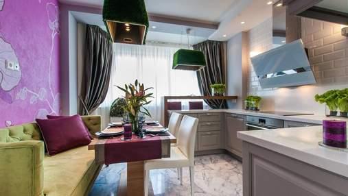 Як зробити кухню на балконі: переваги та недоліки такого варіанту