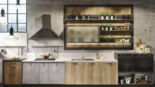 Кухня з відкритими полицями: переваги та недоліки такого вибору – фото
