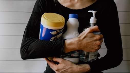 Дезінфекція квартири від вірусів: дієві поради для вашого помешкання