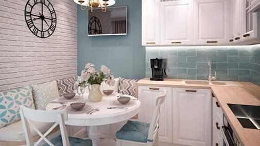 Как обустроить маленькую кухню, чтобы поместилось все необходимое: полезные советы