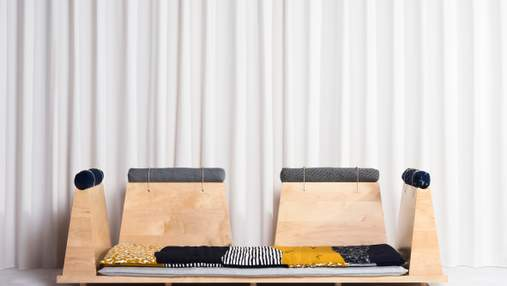 Многофункциональная мебель: в США создали диван, который превращается в татами – фото