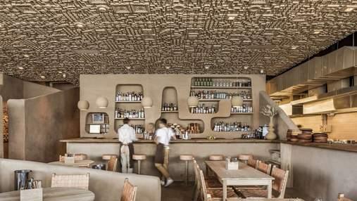 Ресторан древніх мая: неймовірний дизайн закладу з Мексики – фото