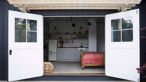 Як перетворити гараж на житло: фото ідей дизайну та відео ремонту своїми руками