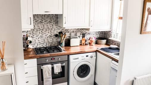 Як усе помістити на кухні: 10 геніальних лайфхаків для маленької кімнати