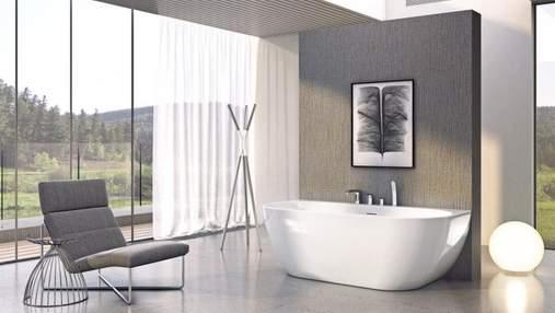 Ванна кімната 2021: п'ять актуальних трендів