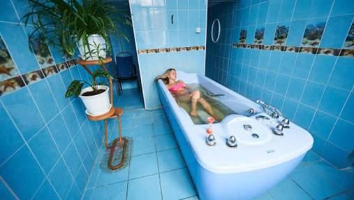Впечатляюще: девушка сняла на видео, что случилось с водой в ванне во время землетрясения