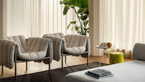 Крісло-ковдра та оригінальні лампи: 5 чудових предметів для дому у скандинавському стилі